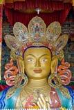 Zukünftiger Buddha Lizenzfreies Stockbild