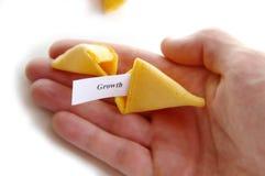 Zukünftiges Wachstum stockbilder