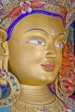 Zukünftiger Buddha Lizenzfreie Stockfotos
