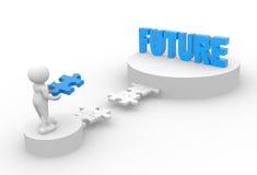 Zukunft Lizenzfreies Stockfoto