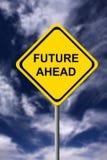 Zukunft voran vektor abbildung