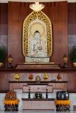 Zulai Budhist Temple Sao Paulo Brazil Stock Photos