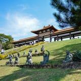 Zulai-Tempel Lizenzfreie Stockfotos