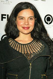 Zuleikha Robinson. At Flaunt Magazine's 6 Year Anniversary Party and holiday toy drive to benefit Para Los Ninos, Private Residence, Los Angeles, CA. 12-10-04 Stock Photography