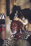 Zulu boss Stock Photo