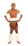 Zulu man Stock Photography