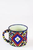 Zulu mug Royalty Free Stock Images