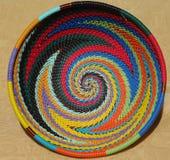 Zulu Wire Basket Stock Photos