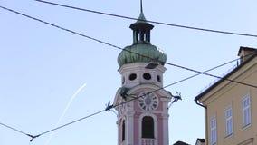 Zum Heiligen Geist Innsbruck de Spitalskirche d'église clips vidéos