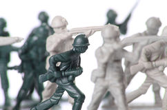 Zum Krieg Lizenzfreie Stockbilder