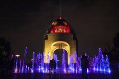 Zum Revolutions-Monument stockfoto