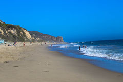 Zuma Beach Stock Image