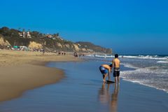 Zuma Beach Royalty Free Stock Image