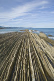 Zumaia Royalty Free Stock Photos