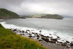 Zumaia. Gipuzkoa  Basque Country, Spain Stock Photography