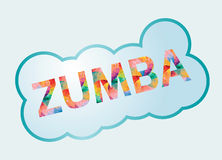 Zumba Royalty Free Stock Photography