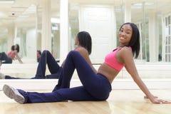 Zumba Fitness Instructor Stock Photography
