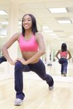 Zumba Fitness Instructor Stock Image