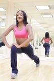 Zumba Fitness Instructor Stock Image