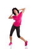 Zumba royalty free stock photo