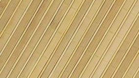 Zumbido e esteira de bambu da rotação, textura do fundo para o projeto video estoque