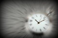 Zumbir no tempo Fotografia de Stock
