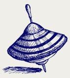 Zumbir-partes superiores Imagem de Stock Royalty Free