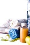 Zumo de fruta fresca Imagen de archivo