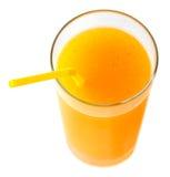 Zumo de naranja imágenes de archivo libres de regalías