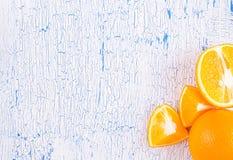 Zumo de naranja natural en Fotos de archivo