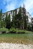 Zumwalt Meadows in King's Canyon Park Royalty Free Stock Photos