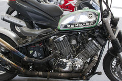 Zundapp custom rat bike Stock Photography