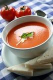 zup 2 pomidor Fotografia Stock