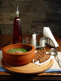 zupa Obraz Stock