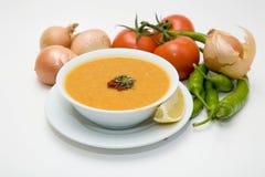 zupa Obrazy Royalty Free