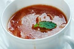 Zupa pomidorowa Royaltyfria Bilder
