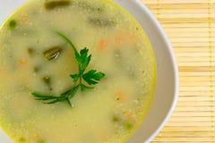 zupa warzyw obrazy royalty free