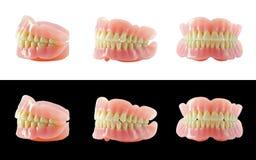 Zupełni Dentures Zdjęcie Royalty Free