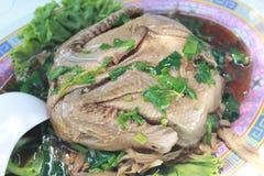 zupni kaczek chińscy ziele Obrazy Stock