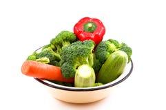 zupni warzywa Zdjęcie Stock