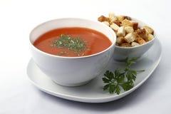 zupny pomidor Zdjęcia Stock