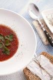 zupny pomidor Fotografia Stock