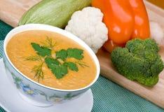 zupny warzywo Zdjęcie Royalty Free