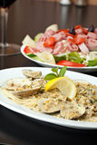 Zuppa Di Clams Dish Royalty Free Stock Photos