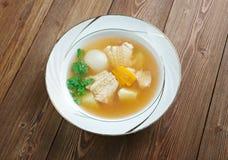 Zuppa di pesce Imagenes de archivo