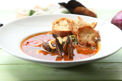 Free Zuppa Di Pesce Royalty Free Stock Image - 62080916