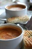 zupy z raków homar Zdjęcie Stock
