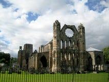 Zurück vom Catheral von Elgin (Schottland) Lizenzfreie Stockfotografie