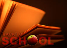 Zurück zu Schule Stockfotografie