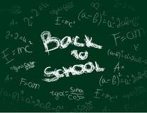 Zurück zu Schule. Lizenzfreie Stockbilder